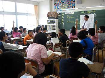 富山県/富山市立萩浦小学校の取り組み